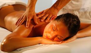 Full massaggi a scelta