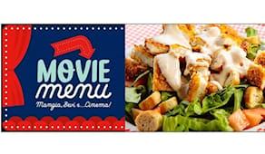 Menù insalata + cinema