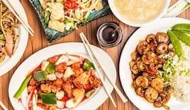 Cena chinatown x2