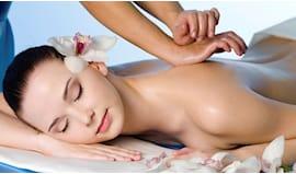 Massaggio benessere 50'