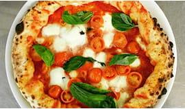 Pizza + bibita domicilio