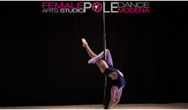 12 lezioni pole dance