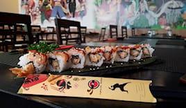 Cena sushi omaggio x1