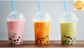 Bubble tea di coppia