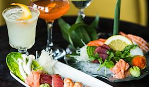 Cena miyako + cocktail