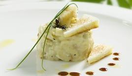 Menù pesce gourmet chicca