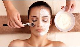 Omaggio pulizia viso+mass