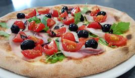 Menù pizza gourmet x2