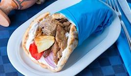 Omagg. pranzo greco+pita