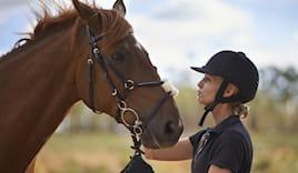 3 lezioni a cavallo