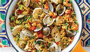 Paella a pranzo x2