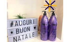 Cesta shampoo e balsamo