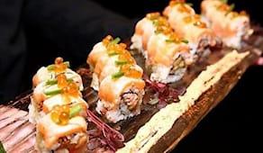 Black friday sushi alba