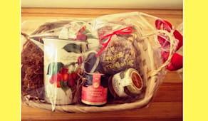 Cesta regalo 'dolcezze'