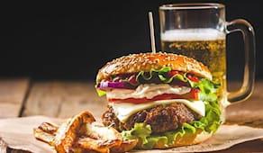 Hamburger black friday