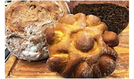 Pane speciale a €4,50/kg