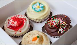 4 cupcake artigianali