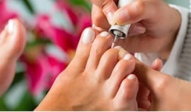 Pedicure professionale