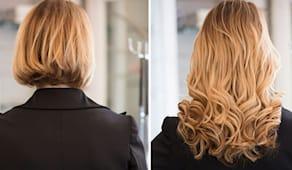 Extension capelli metrò