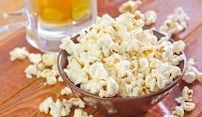 Drink & popcorn x3