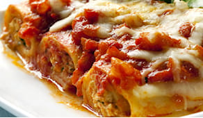 Lasagne cannelloni 22€ kg