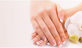 Manicure shellac fidelity