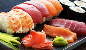 Capodanno da gomi sushi