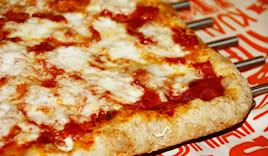 Pizza gigante x2 fidelity