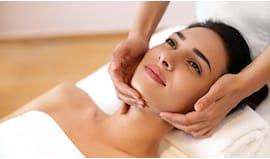 Massaggio viso + ossigeno