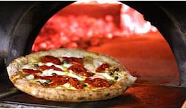 Pizza gourmet asporto