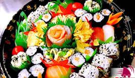 Sushi 50 pz a domicilio