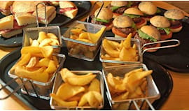 Omaggio menu burger200g