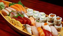 Barca sushi x2 omaggio