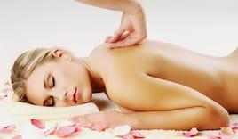 5 massaggi relax