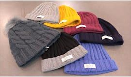Cappello lana e cashmere