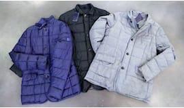 Field jacket trussardi