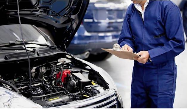Check-up+revisione auto
