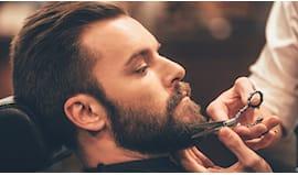 Omaggio taglio barba
