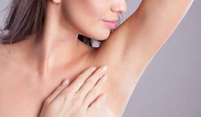 Trattamento anti sudore