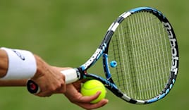 3/5 lezioni tennis 1 pers