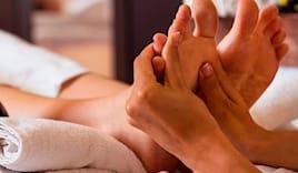Massaggio piedi 30'