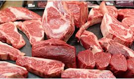 10 kg di carne porzionata