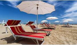 Pranzo + spiaggia x2