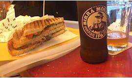 Menù toast&beer