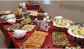Catering embassy