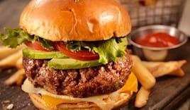 Menù hamburger di cavallo