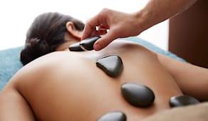 Massaggio hotstone shanti