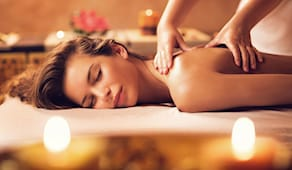 Massaggio corpo shanti