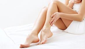 Ceretta gambe e inguine
