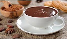 Cioccolata e biscottini